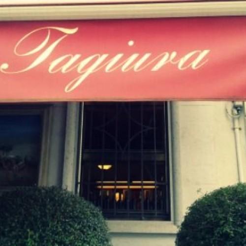 Il Tagiura a Milano: pisarei e fasò, ossobuco e risotto da mangiare in veranda (o davanti al caminetto d'inverno)