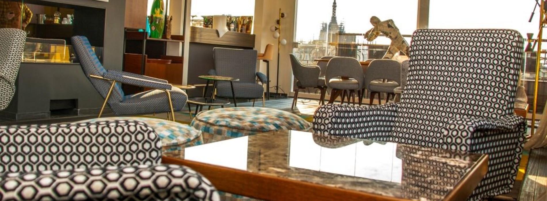 Terrazza 12 a Milano, al Brian & Barry Building cocktail d'autore e cucina gourmet