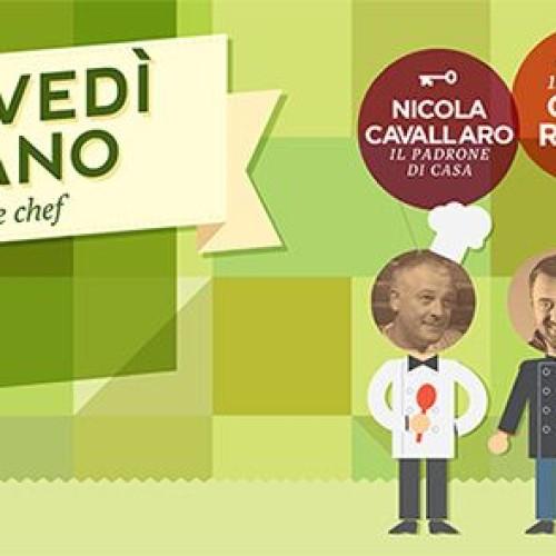 Appuntamenti della settimana a Milano, dalla cena con Chef Rubio alla Festa di San Patrizio fino ai cocktail 'affumicati'