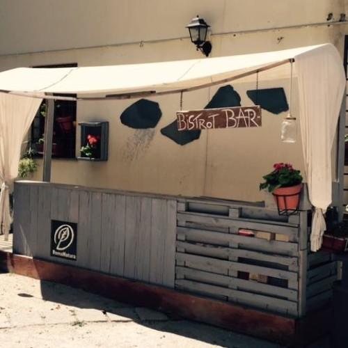 Bistrot Bio a Roma, un'oasi di pace in via del Casaletto: ristorante, bar e orto didattico nella Valle dei Casali