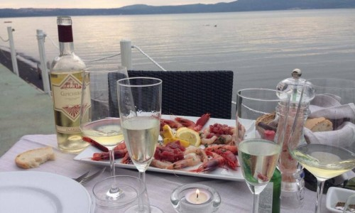 Where to eat on Lake Bracciano, Trevignano and Anguillara: 5 restaurants close to Rome