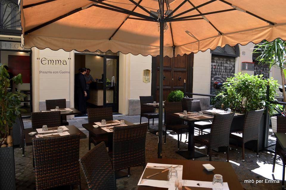 info for 1e28a 6eb60 Emma a Roma, la pizza scrocchiarella da provare