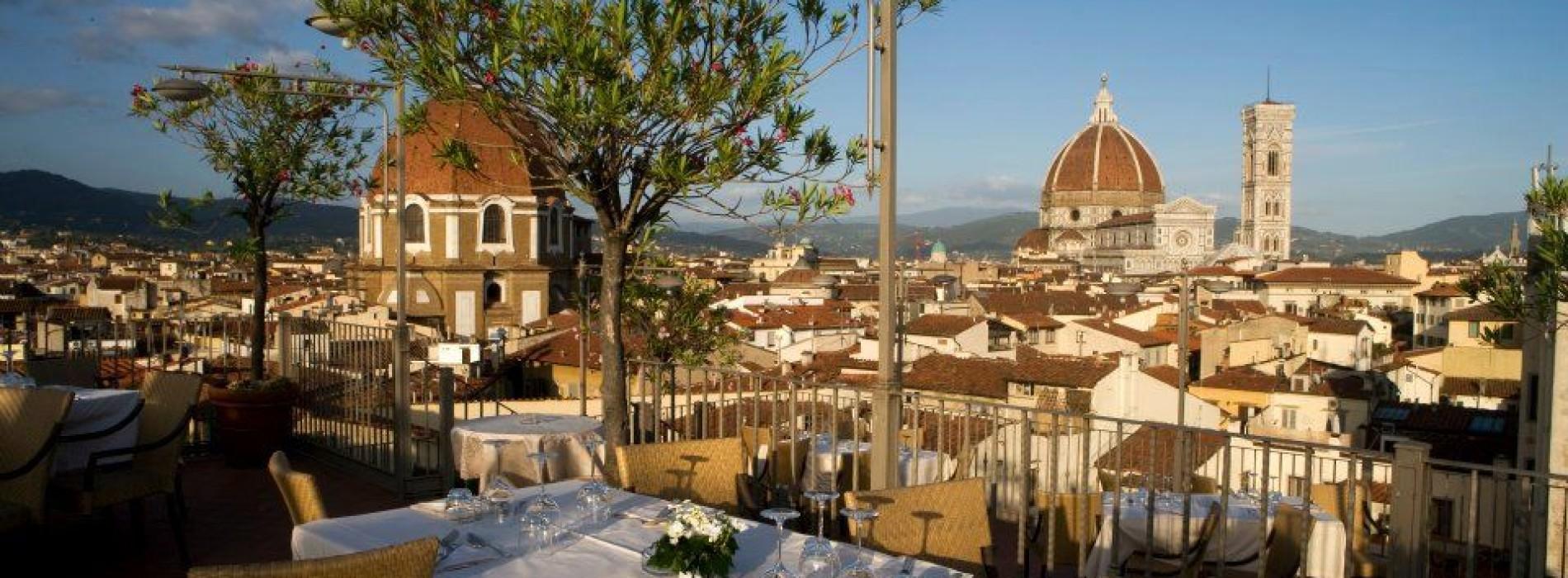 Terrazza Hotel Excelsior Firenze