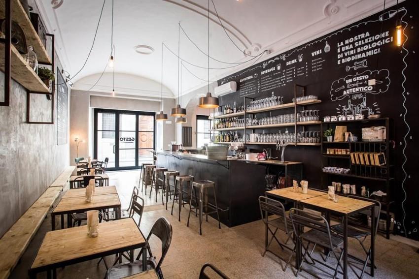 Cafe Via Mare Menu