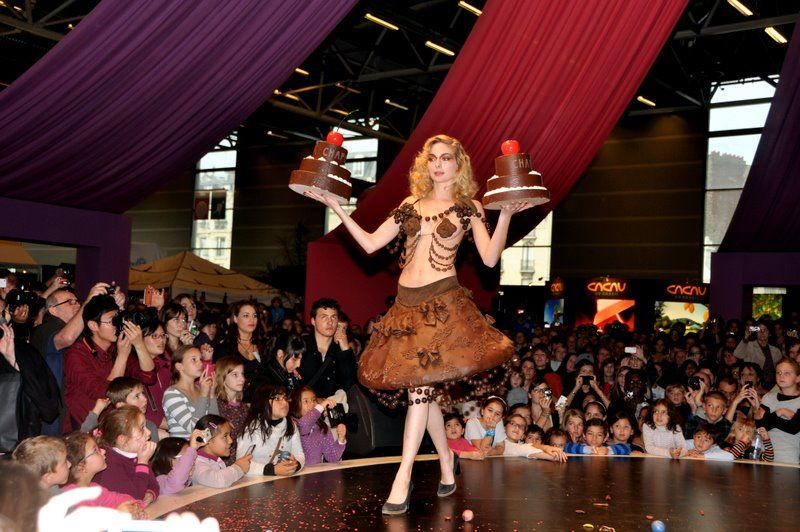 Salon du chocolat 2016 a milano for Salon du chien 2017 paris