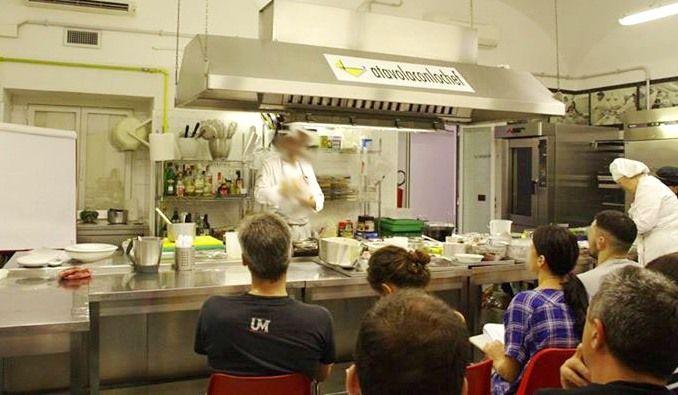Corso di cucina americana a roma di puntarella rossa - Cucina americana roma ...