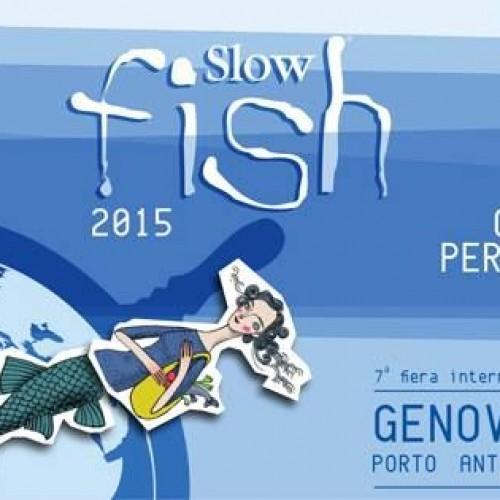 Slow Fish 2015 a Genova: pesce fresco e laboratori con gli chef al Porto Antico