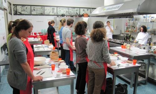 I corsi di cucina Puntarella Rossa tornano dopo l'estate