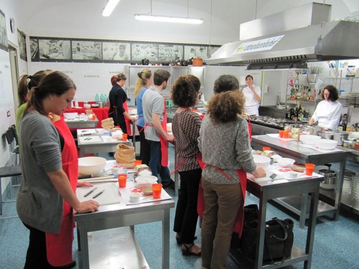 corso di cucina americana roma puntarella rossa