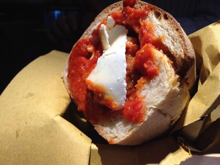 Marenna Burger Italy Napoli