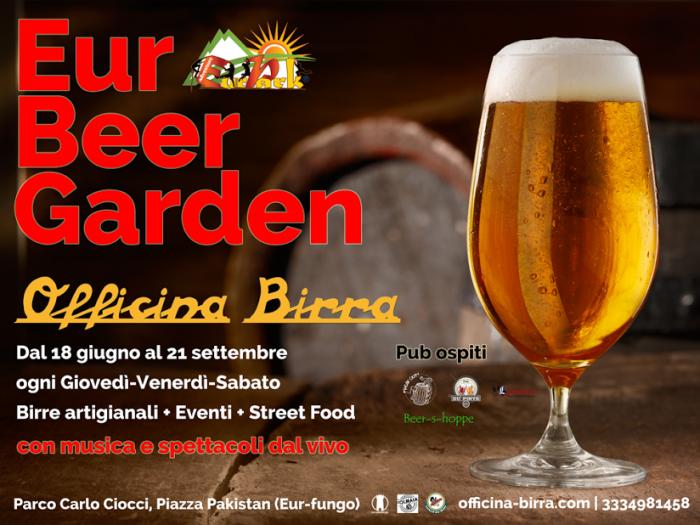 eur beer garden