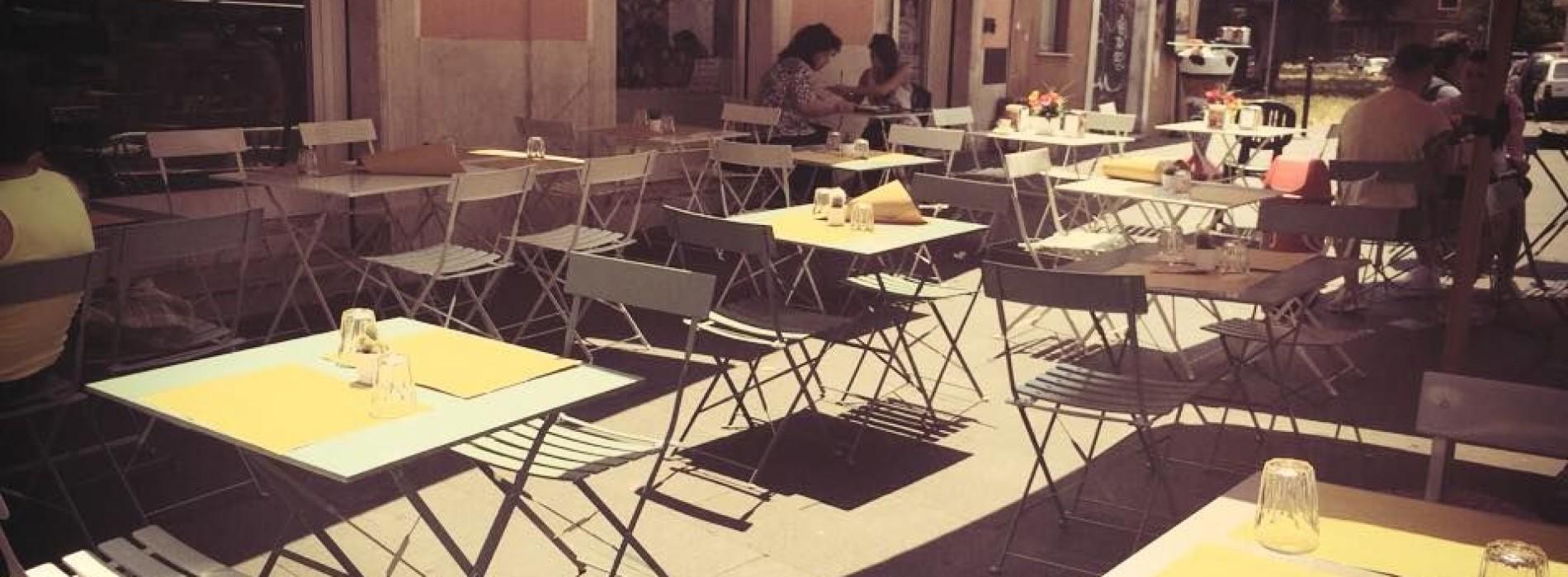 Mangiare all 39 aperto a roma a garbatella for Cucine all aperto