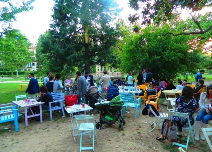 Mangiare all 39 aperto a firenze - Giardino dell orticoltura firenze ...