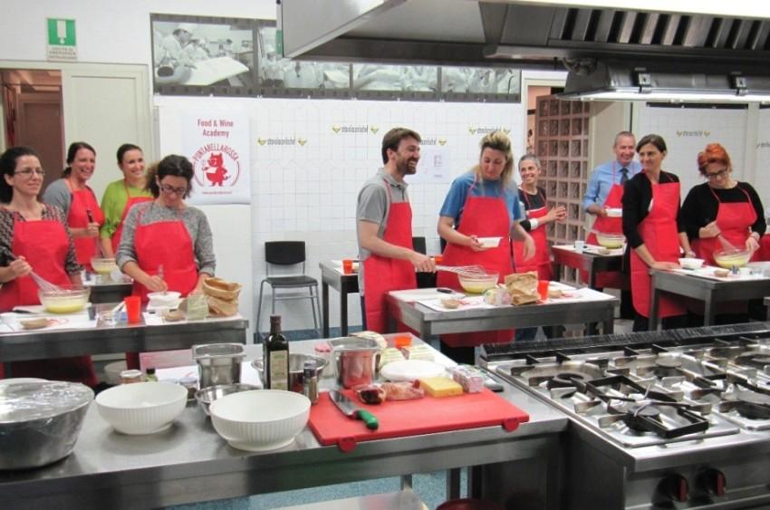 corso di cucina base roma puntarella rossa