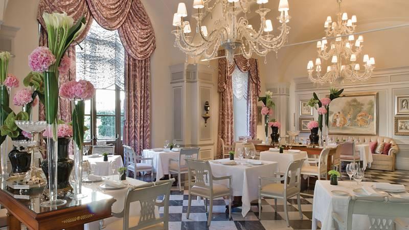 I ristoranti di lusso a firenze gli indirizzi per non - Ristorante con tavoli all aperto roma ...