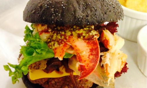 Lobster Roll Mania: Lobster in Rome just like in Maine