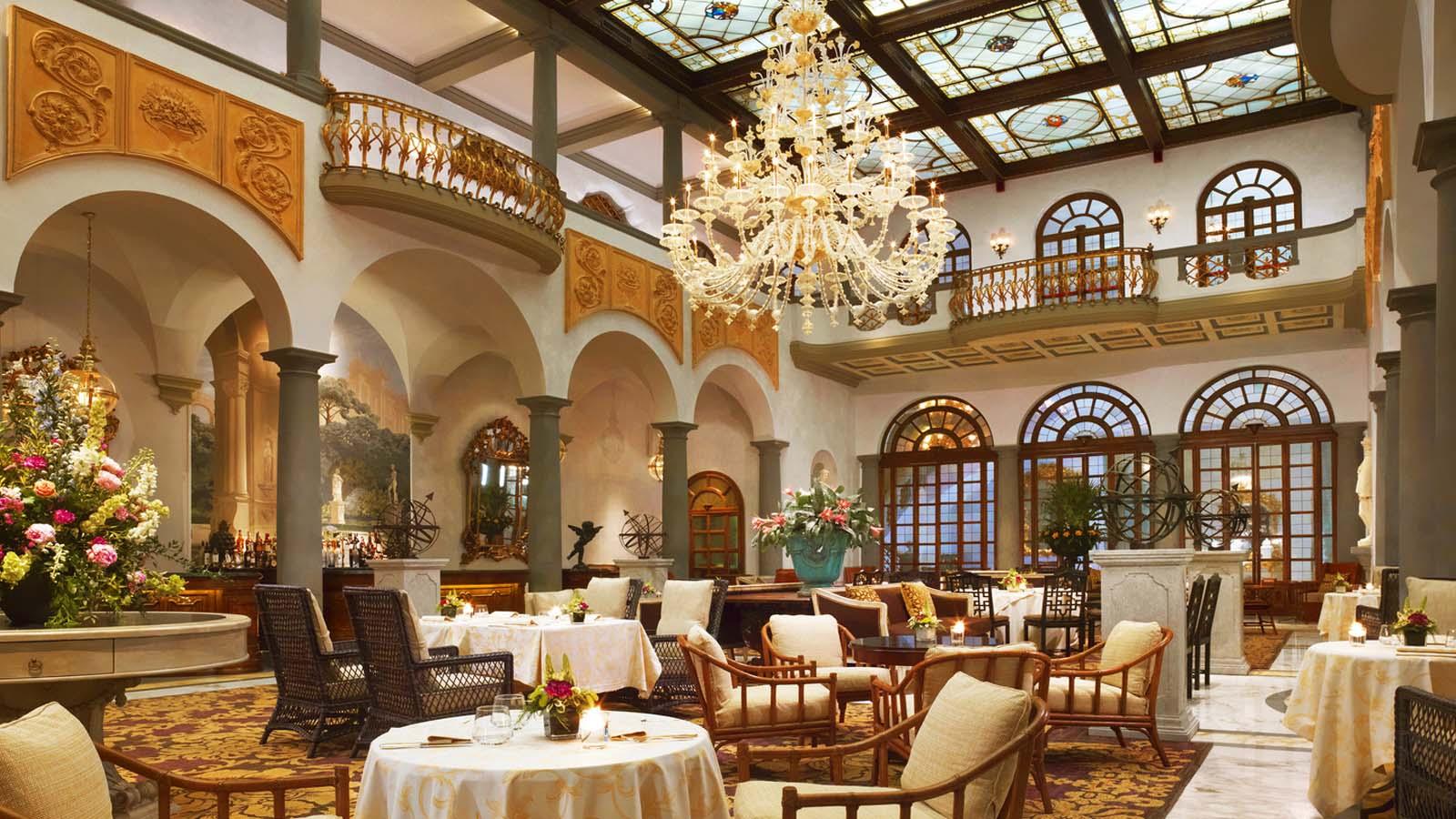 I ristoranti di lusso a firenze gli indirizzi per non - Cucina 16 firenze ...