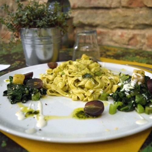 Silvana bio-vegan food a Firenze, il ritorno del mago della cucina veg