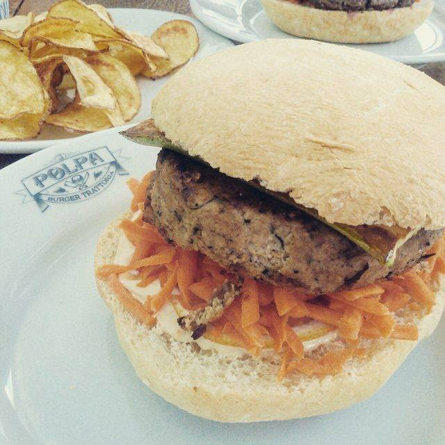 hamburger vegetariani milano