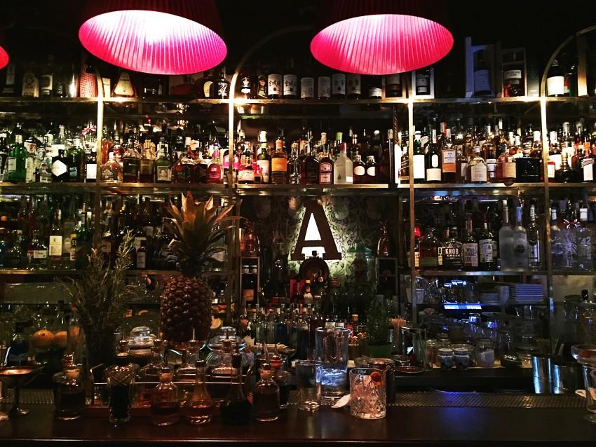 L'Antiquario Napoli bottigliera
