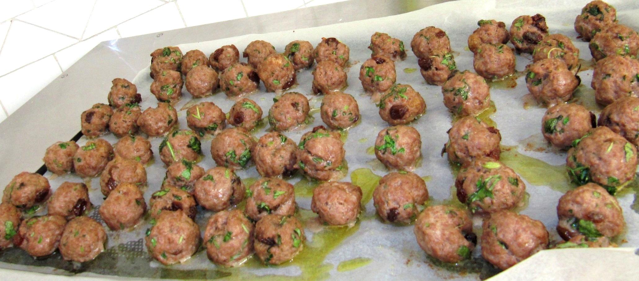 Ricetta polpette di chianina for Ricette carne veloci