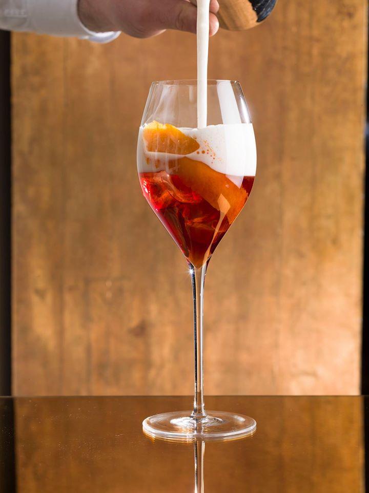 aperitivo bar trussardi
