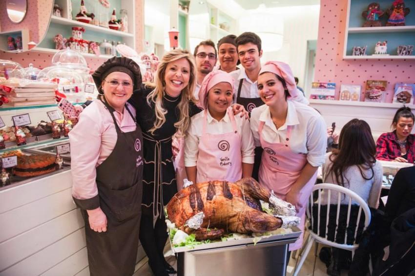 vanilla bakery thanksgiving milano tacchino