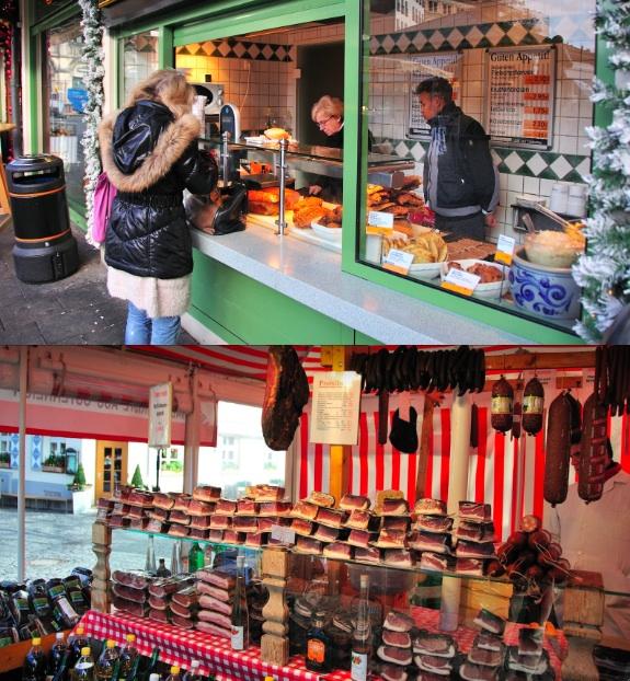 Chioschi Viktualienmarkt