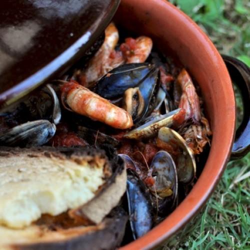 Zuppa di pesce pugliese, la ricetta della tradizione