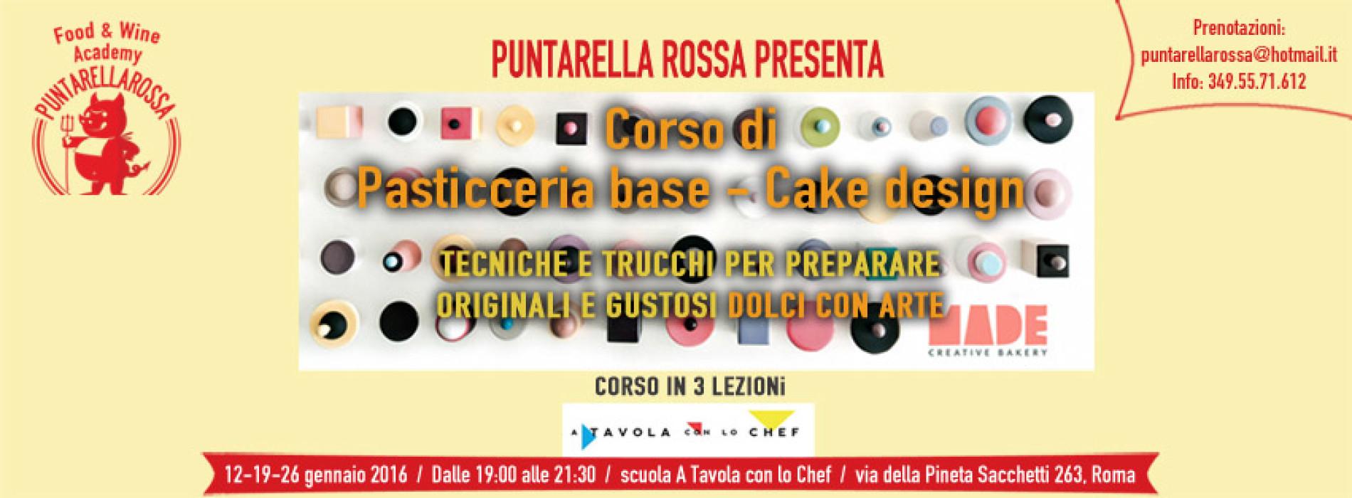 Corso Di Cake Design Roma : Corso di pasticceria base Cake design Roma, 3 lezioni per ...