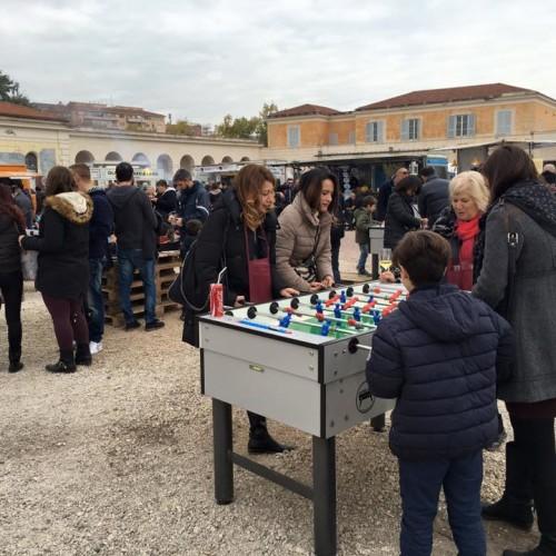 Eventi Roma dicembre 2015: oggi Greenhouse Market e Food Truck Christmas Village, libri da Apt