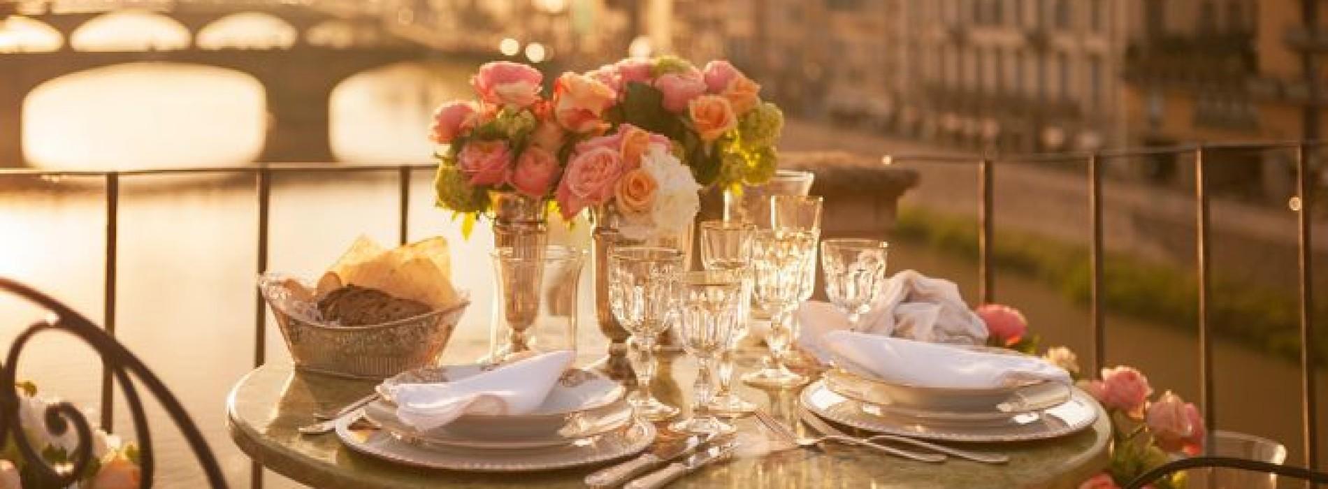 Ristoranti romantici firenze a cena con l 39 arte for Soggiorni romantici per due