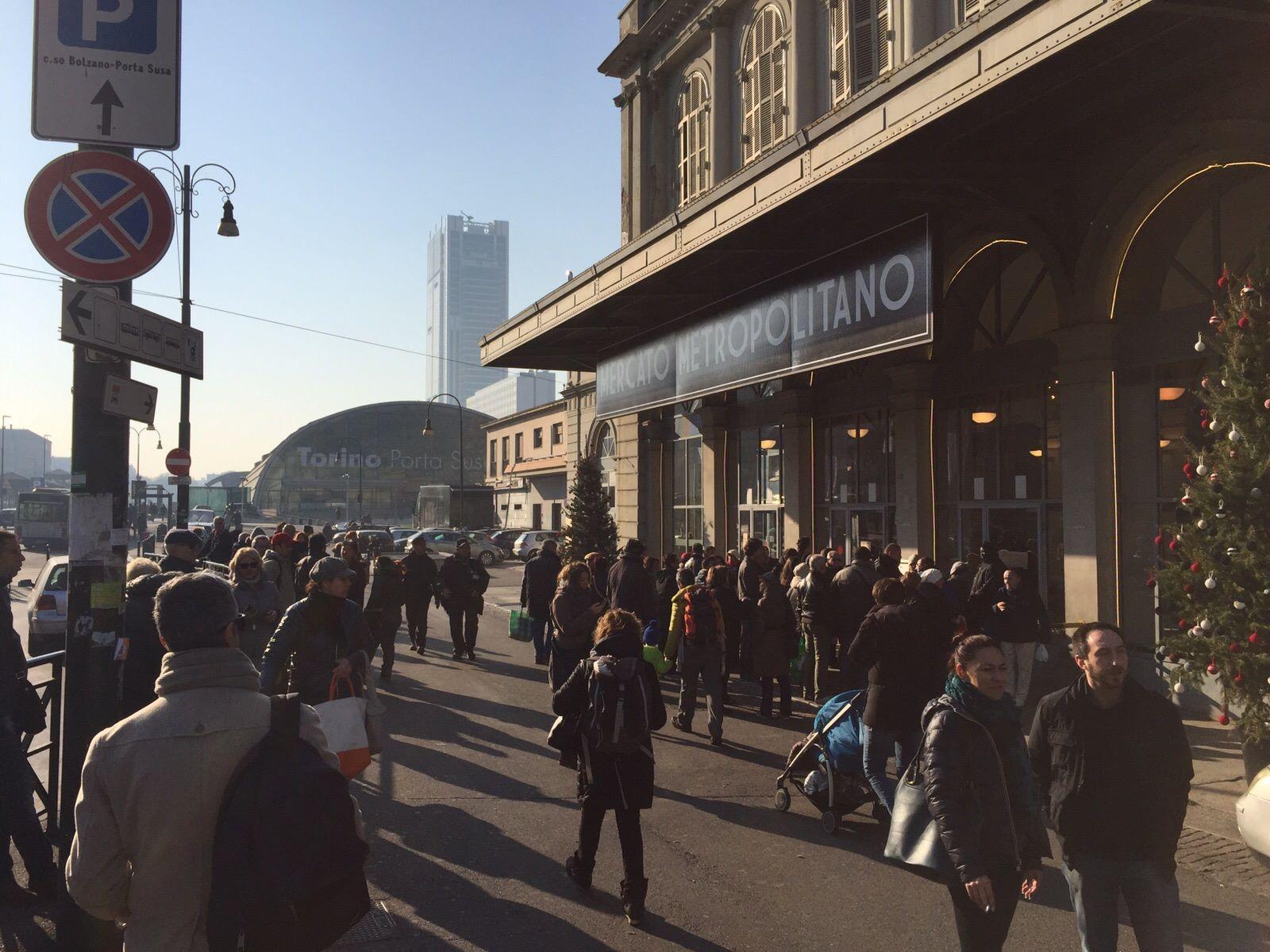 Mercato metropolitano torino a porta susa - Orari treni milano torino porta susa ...