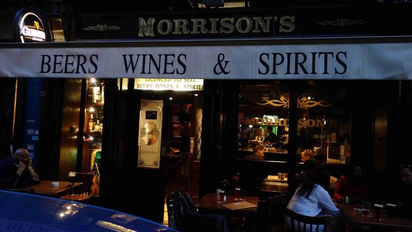 Pub Rome Morrison