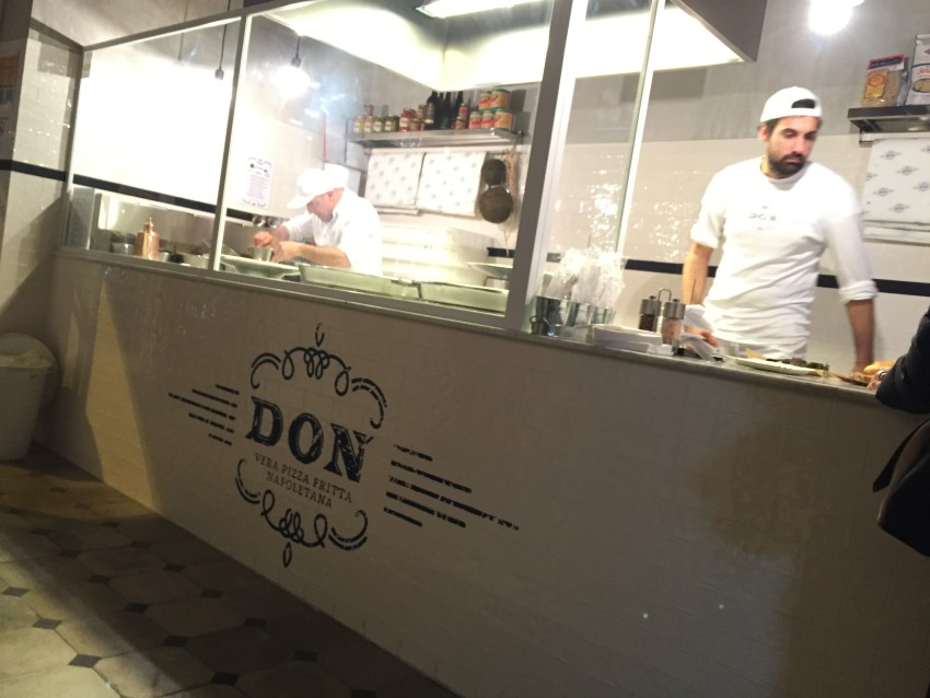 Don pizza fritta Roma