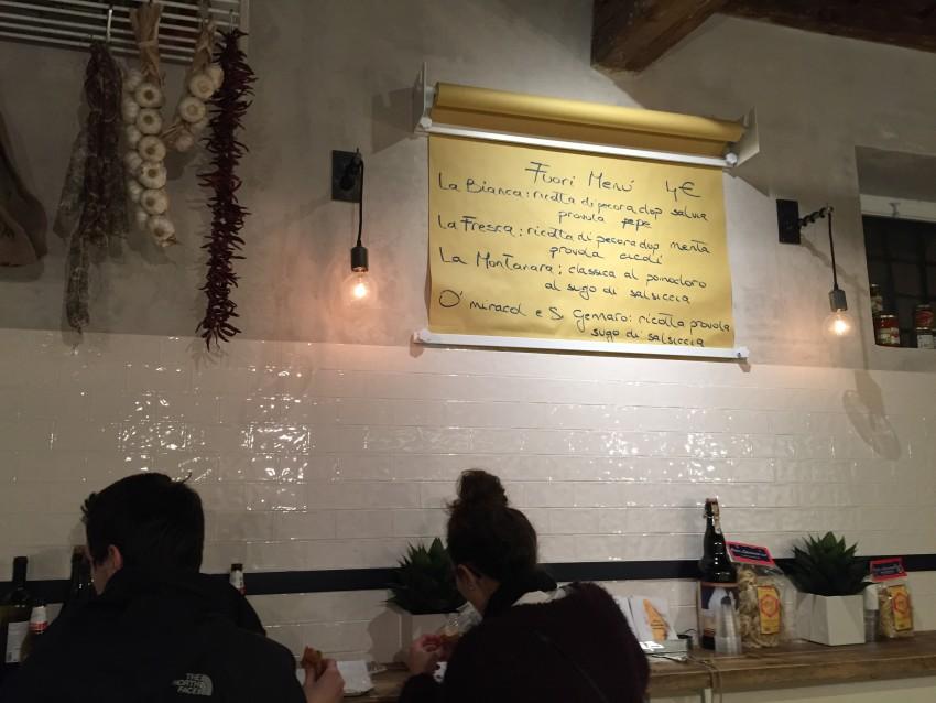 don fuori menu