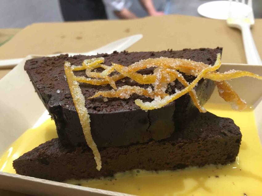 retrobottega roma torta al cioccolato