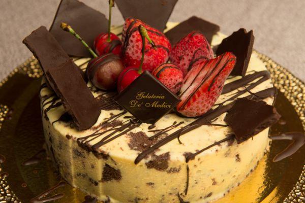 Gelateria de' Medici torta 2