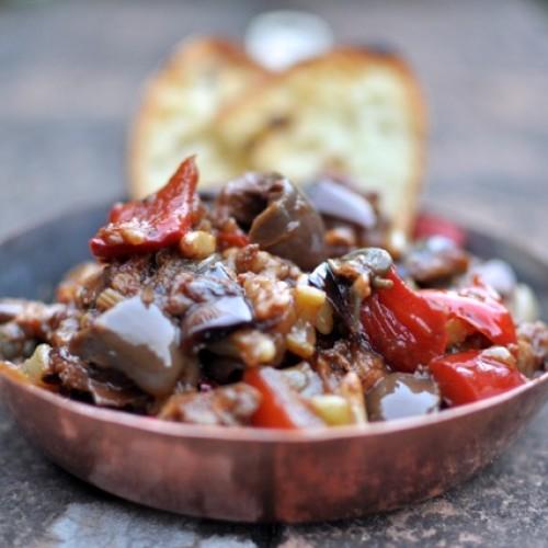 Caponata catanese ricetta originale