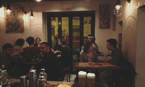 Mozzico a Roma: birra artigianale e 'svojature' a San Lorenzo