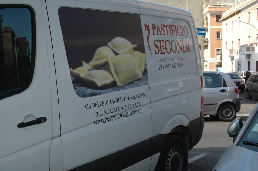 Pastificio Secondi, Roma