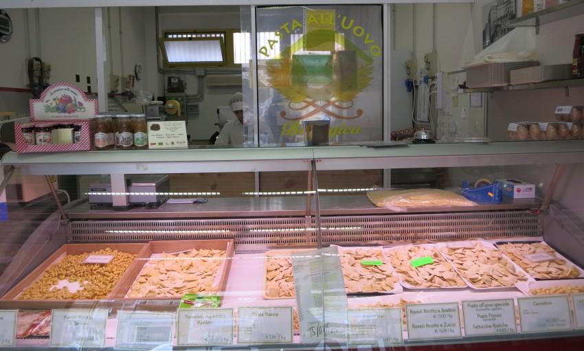 Amor di Pasta, Roma