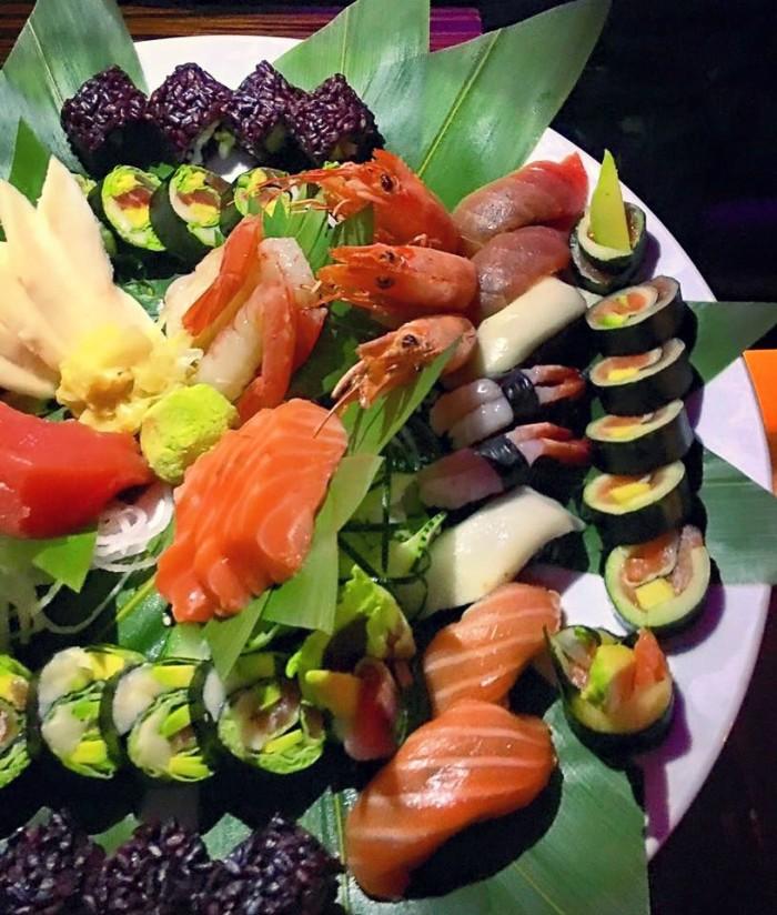 kukai sushi restaurant napoli