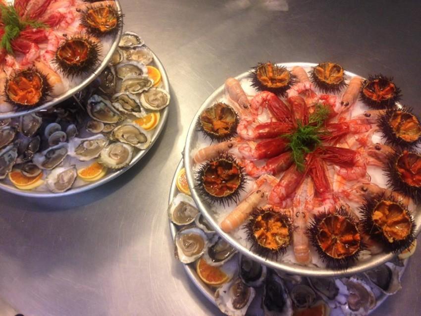 I Migliori Ristoranti Di Pesce A Milano Puntarella Rossa