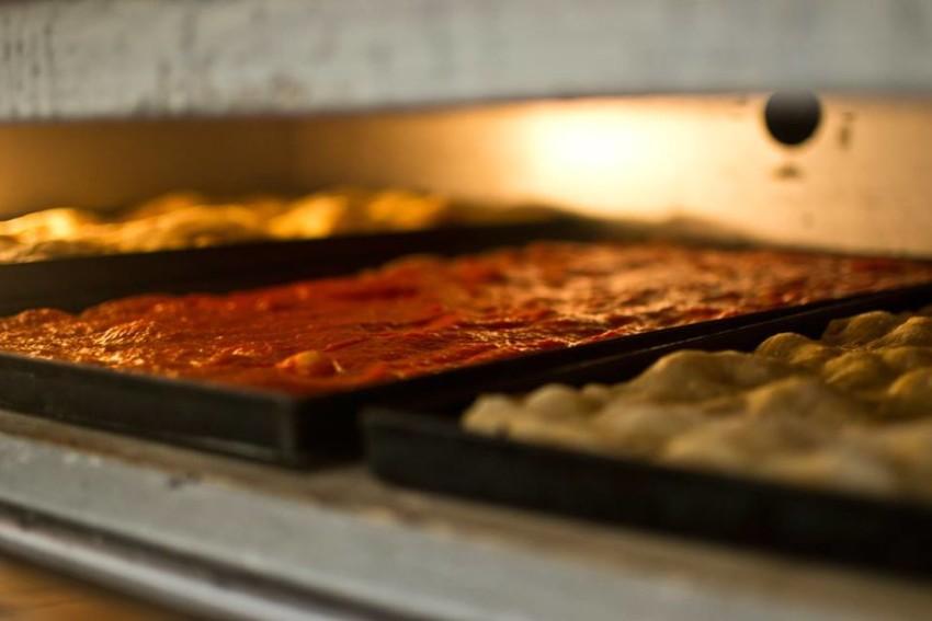 Pizza Forno Brisa Bologna