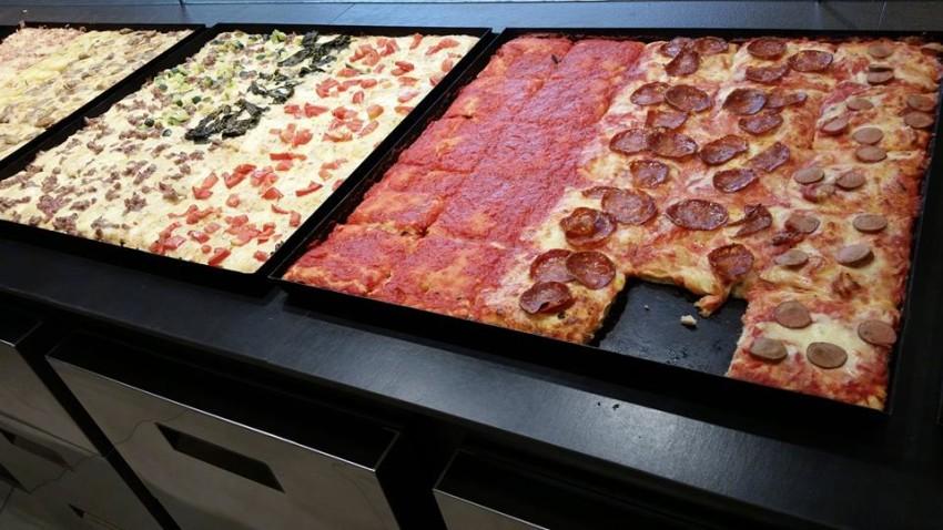 Pizza al taglio a bologna le migliori in citt for Arredamenti pizzerie al taglio
