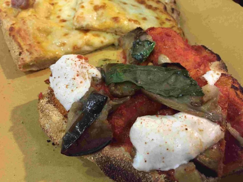 Pizzartist a Bologna