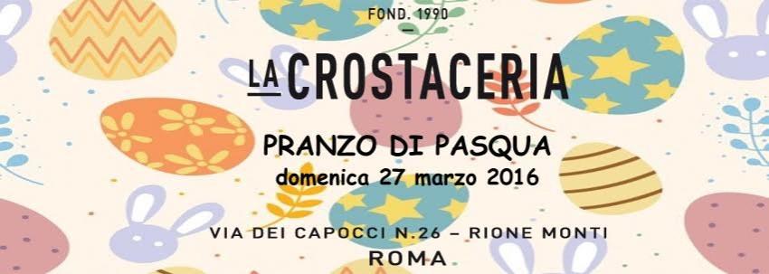 pasqua 2016 roma_la crostaceria