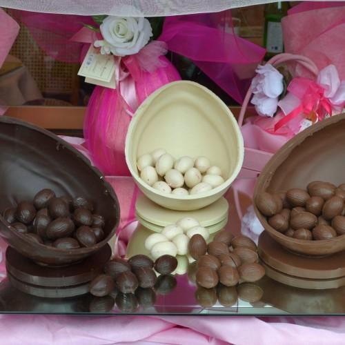 Dolci di Pasqua a Firenze, dove trovare le migliori colombe e uova di cioccolato