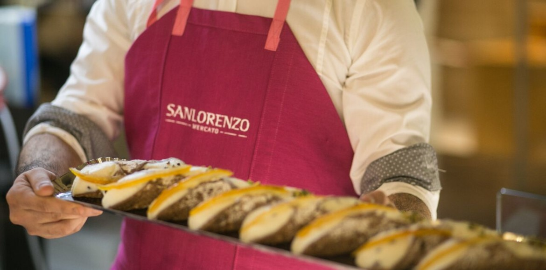 Sanlorenzo mercato Palermo, apre il primo spazio a metà tra Ballarò e Eataly